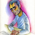 Pintura, Acuarela, surrealismo, ilustración, surrealism, illustration, Painting, watercolor, Art,