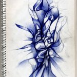#bolpen#BoligrafoBic#AbstractArt#ArteAbstracto